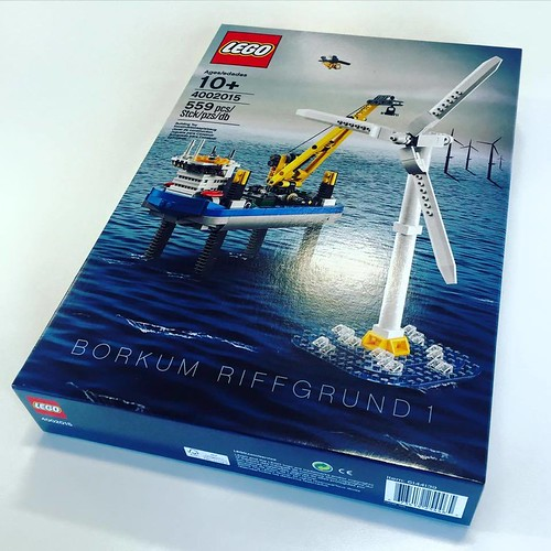 LEGO Borkum Ruffgrund 1 (4002015)