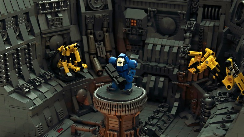 LEGO Starcraft 2 | Hell, It's About Time