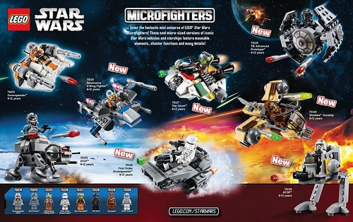 LEGO Star Wars Microfighters 2016