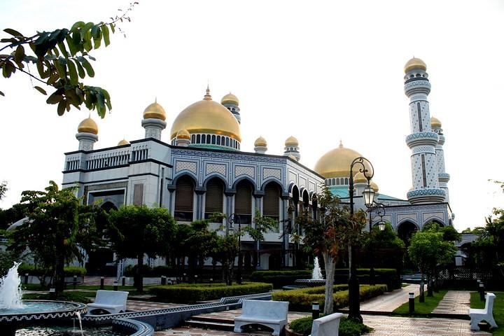 Mezquita de Brunei
