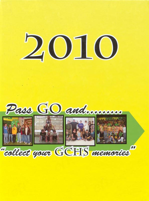 2010 Greenup County Yearbook