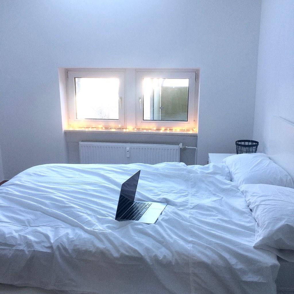 Our flat in Frankfurt
