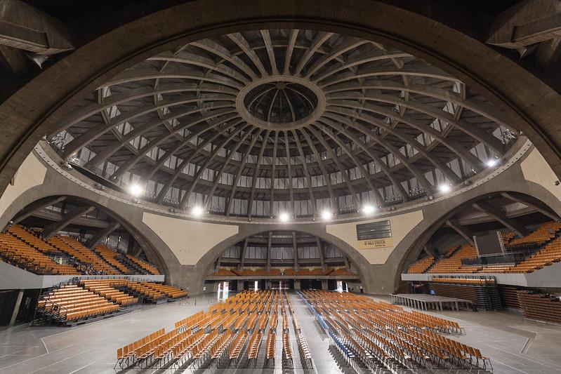 Interior del Centro del Centenario