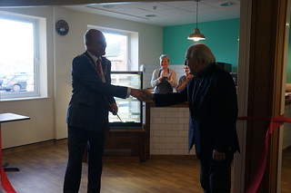 Brand New Coffee Shop Opens at Coventry Myton Hospice