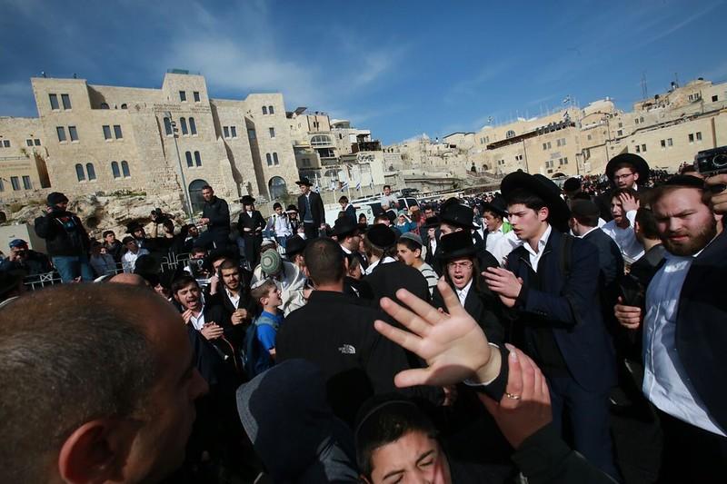 Rosh Hodesh Adar/Noa Brenner Bat Mitzvah (credit: Women of the Wall/Miri Tzach)