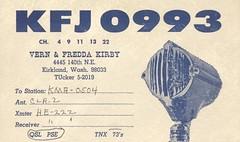 Vern & Freddy Kirby - Kirkland, Washington