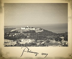 Greece - Platamonas Castle