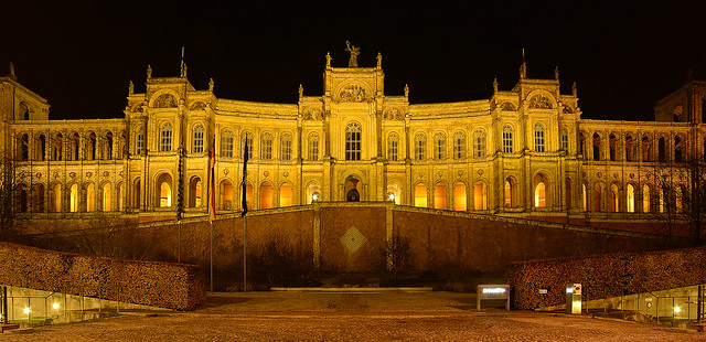 Munich - Maximilianeum