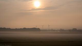 Hardinxveld-Giessendam at sunrise