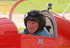 Jez getting ready for his last flight in his Mustang.. by Air Frame Photography