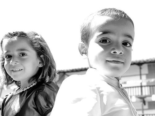Reportajes fotos niños