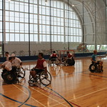 Wheelchair Lacrosse Clinic - 2013