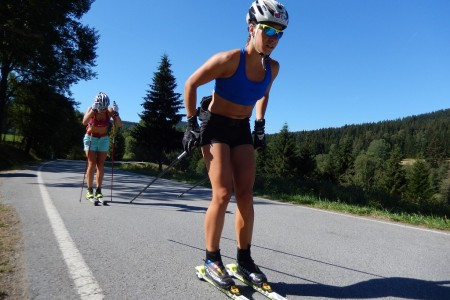 Petra Hynčicová: česká reprezentantka studující a trénující v USA