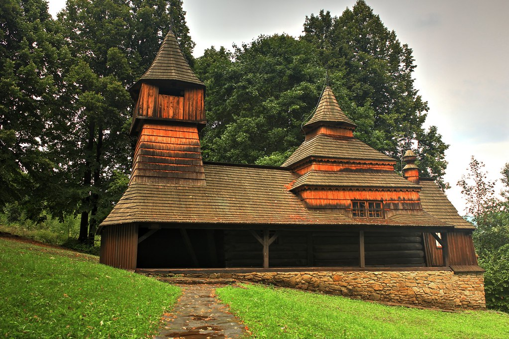 wooden church in lukov slovakia, tailor-made tours in slovakia, private tours in slovakia, slovakia tours