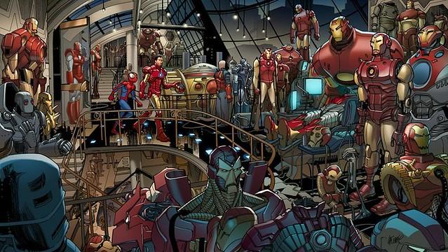 你可能不知道(也不想知道)的19 個『鋼鐵人』冷知識!