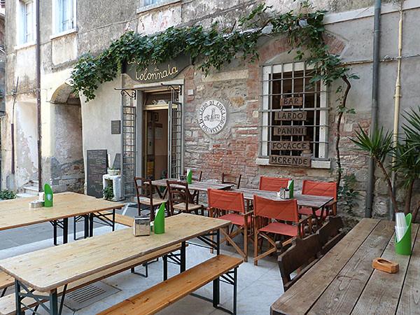 bar à colonnata