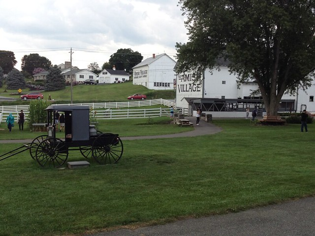 Visit of an Amish Village