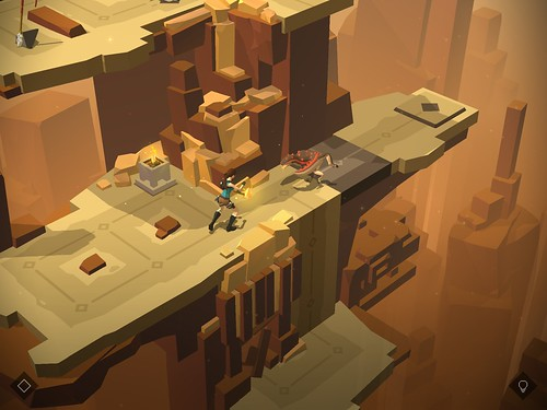 Lara Croft GO Apple Ipad Air 12