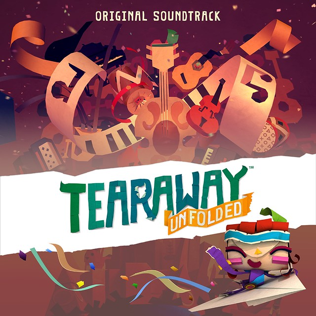 Tearaway Unfolded Original Soundtrack