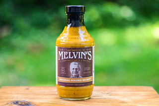 Sauced: Melvin's Original Golden Secret