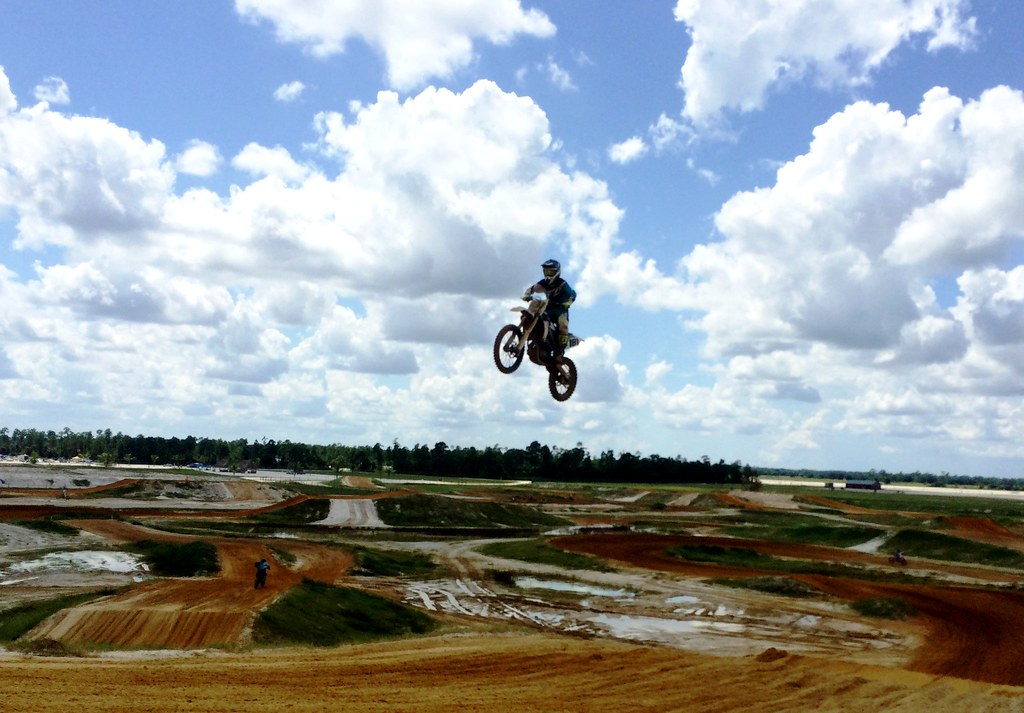 Motocross at Florida Tracks & Trails, Punta Gorda, Fla., Sept. 20, 2015