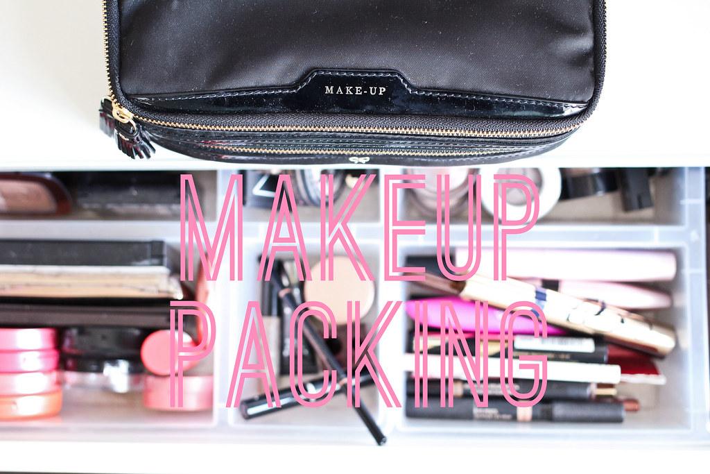 makeup packing