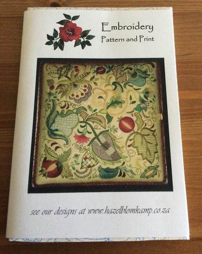 embroidery hazel blomkamp