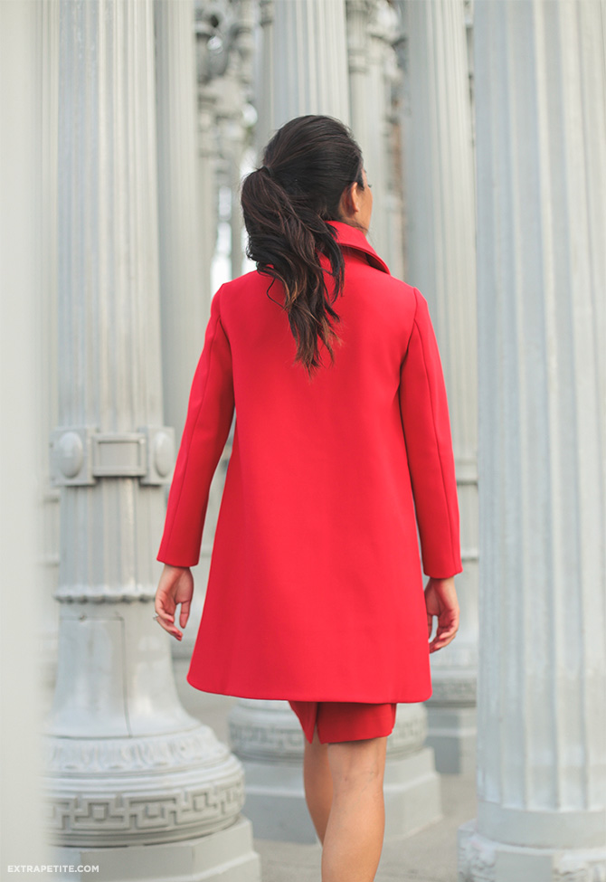 ann taylor red coat LA urban light-6 small