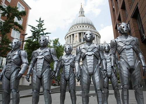 Doctor Who Cybermen