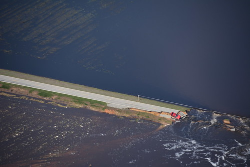 Highway 301 Flooding Aerial 4
