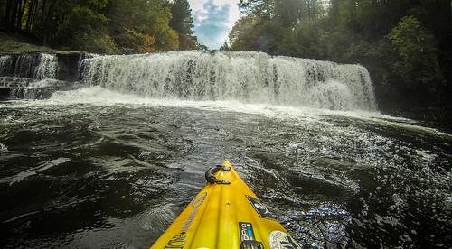 Cascade Lake and Hooker Falls-61