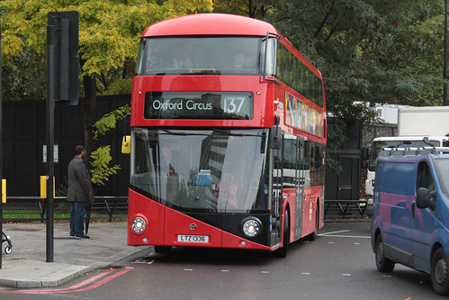 Arriva London South LT336 LTZ1336