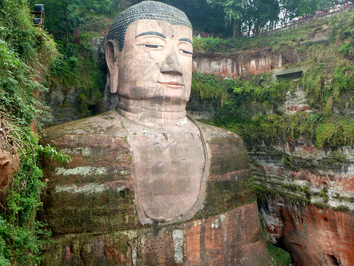 CH-Leshan-Grand Bouddha (4)
