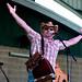 Jamie Bergeron and the Kickin' Cajuns at the KBON Listener Appreciation Festival, Rayne, Oct. 3, 2015