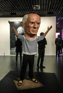 Untitled (Picasso) - Sans titre (Picasso) - 1998 - Maurizio Cattelan