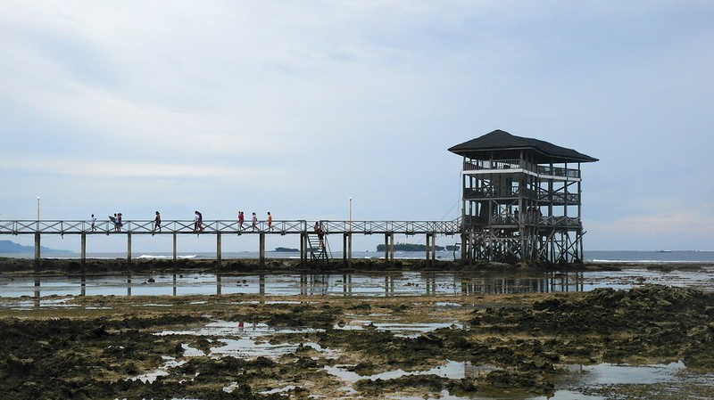 Cloud 9 Boardwalk, Siargao