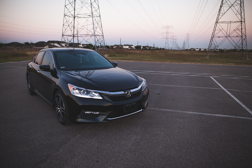 2016 Honda Accord Sport >> 2016 Accord Sport CBP with sports grille - Drive Accord Honda Forums