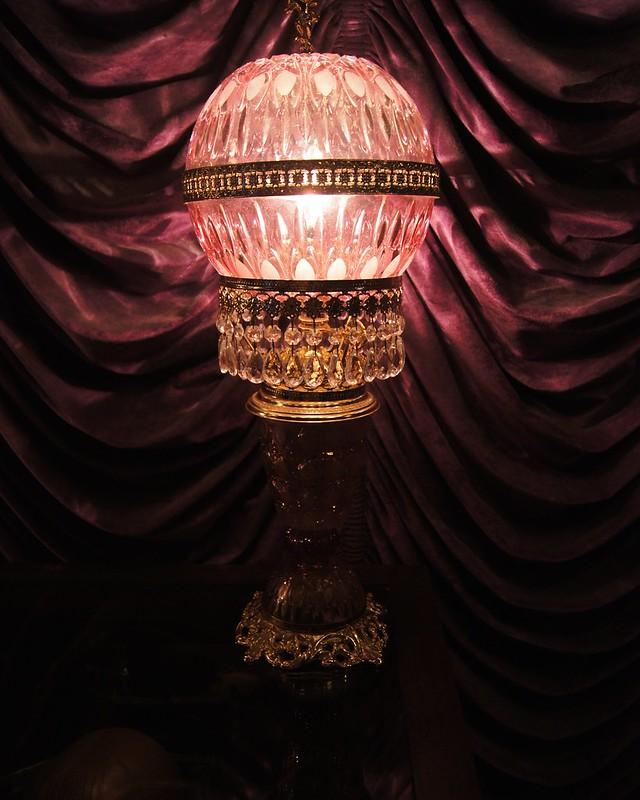 Universal Studios - lamp