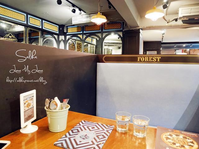 捷運忠孝敦化站附近披薩義大利麵美食餐廳forestrestaurant (16)