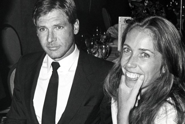 Melissa Mathison & Harrison Ford - Photo 2