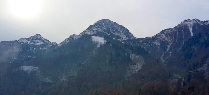 Курорты Красной Поляны подготовили сюрпризы для любителей гор