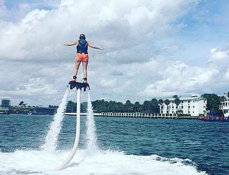 Flyboarding South Florida