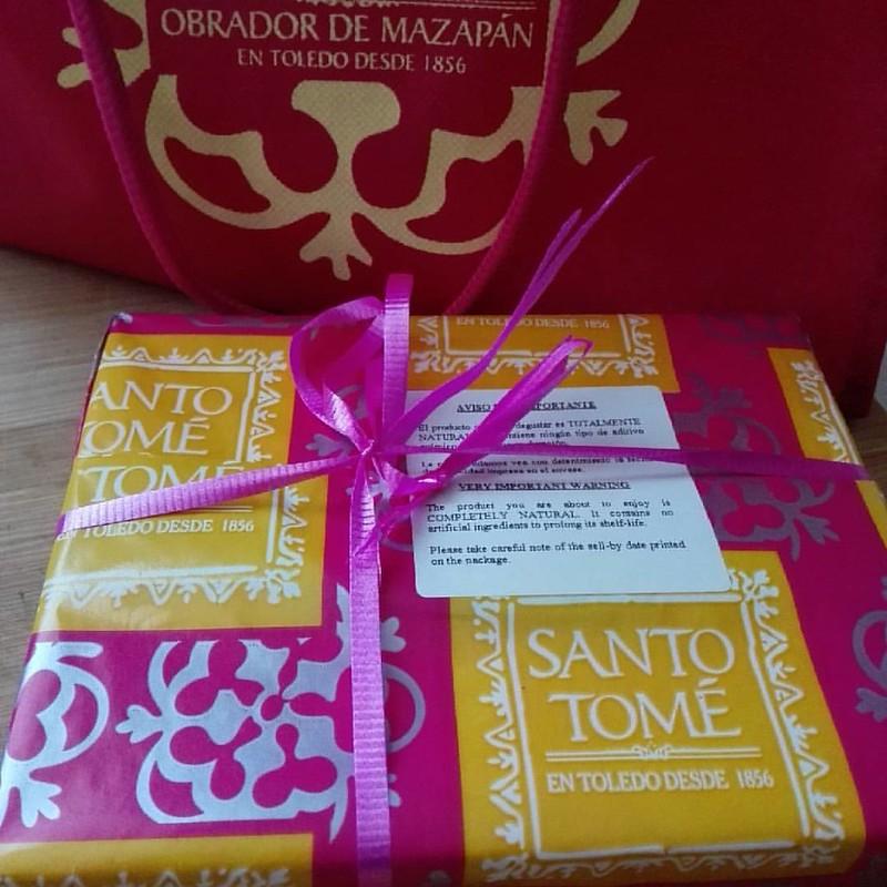 Qué bien nos saben estos dulces fuera de temporada, hasta parece que tienen más calidad #mazapan #toledo