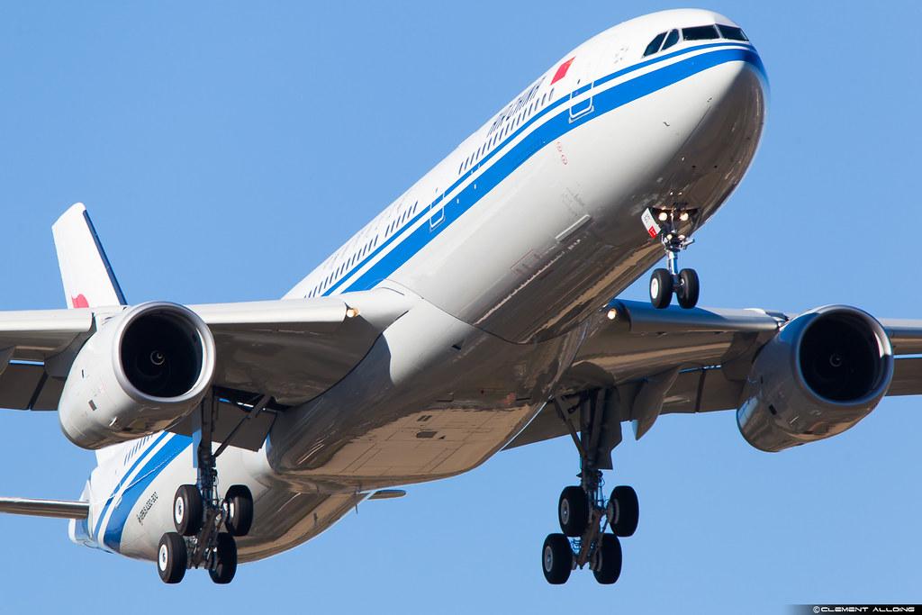 B-5978 - A333 - Air China