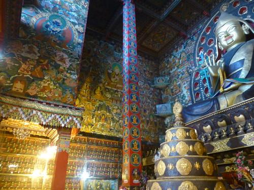 CH-Litang-Chode Gompa-Temple (11)