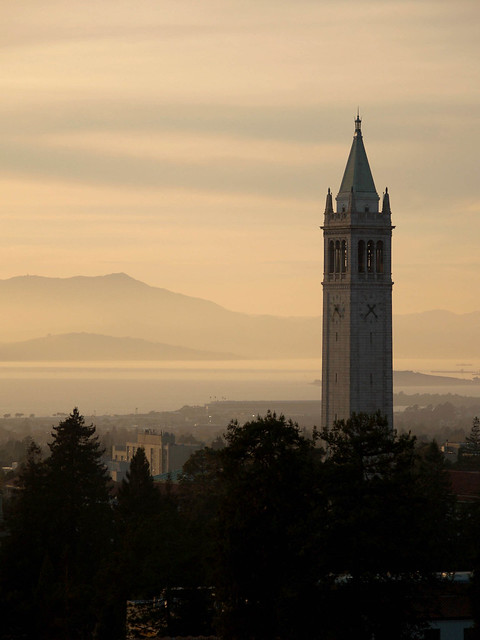 Campanile With view of Bay