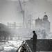 Fisherman - Brighton groyne_01 by a roving eye