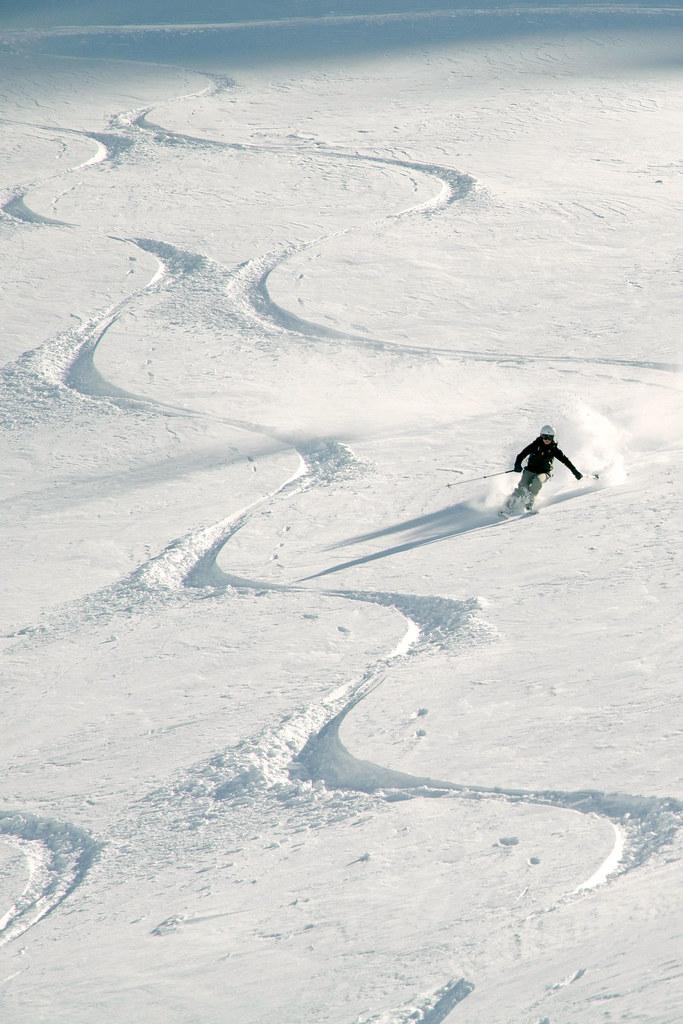 59d89892dc0 Freeskiing - svoboda a volný pohyb bílou krajinou - Lyžování ...