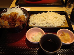 Chilled Udon Meal