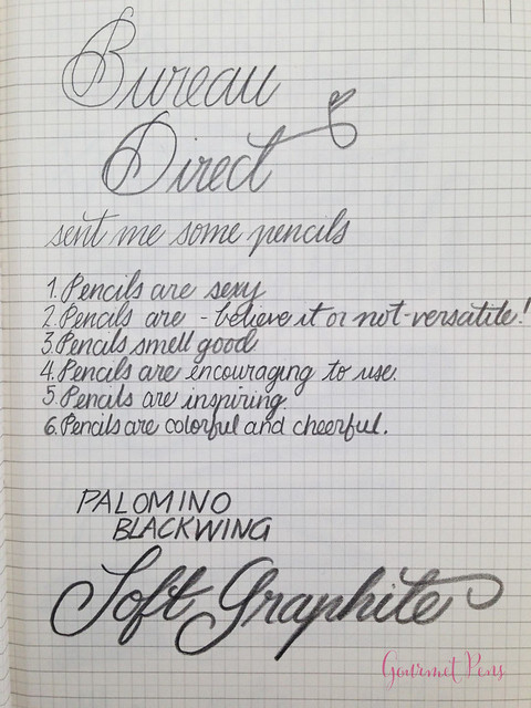 Review Palomino Classic Blackwing Pencils @BureauDirect (11)